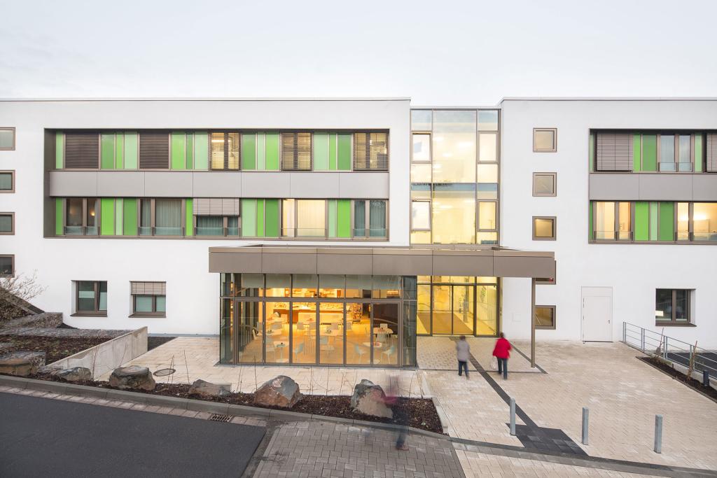 Fotograf-Architektur-Krankenhaus-Gebaeude