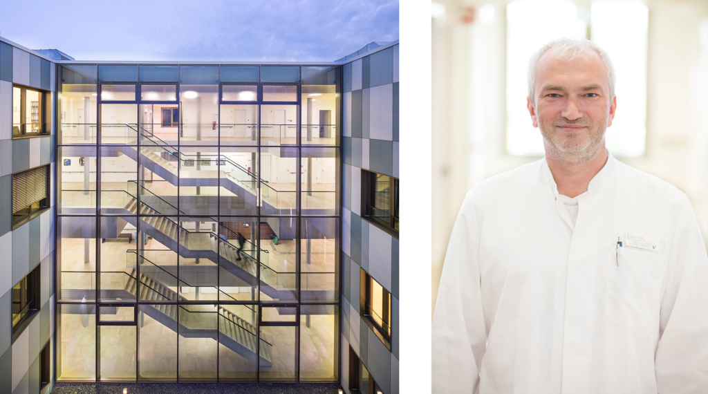 Pflege-Labor-Architektur-Fotografie