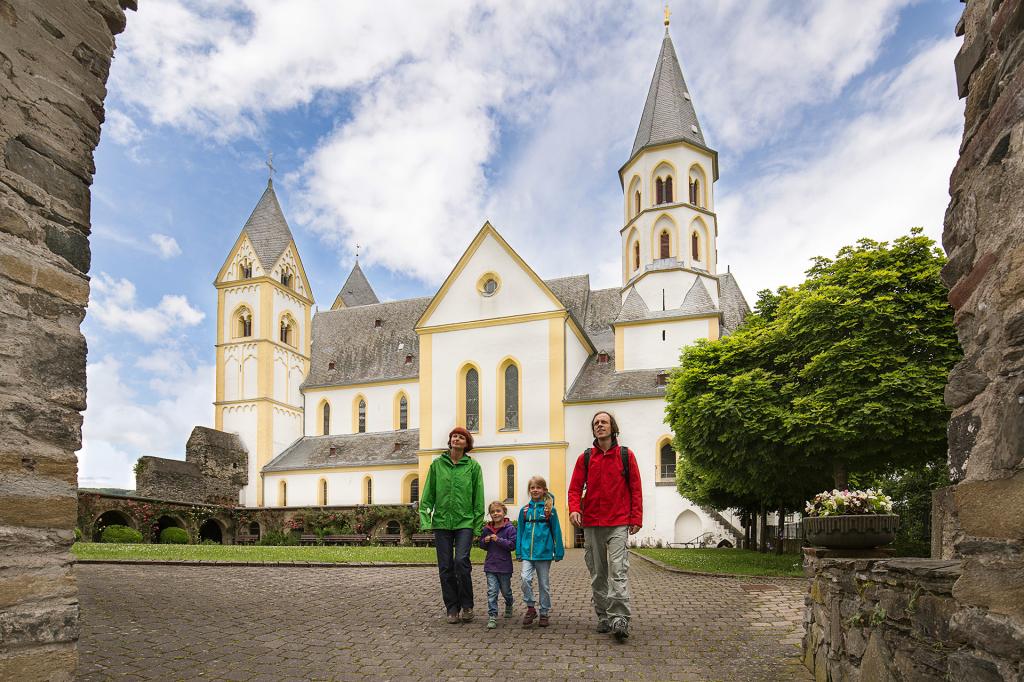Lahn-Wandern-Stadt